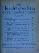 Herald of the Star