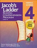 Jacob S Ladder Reading Comprehension Program Level 4 Book