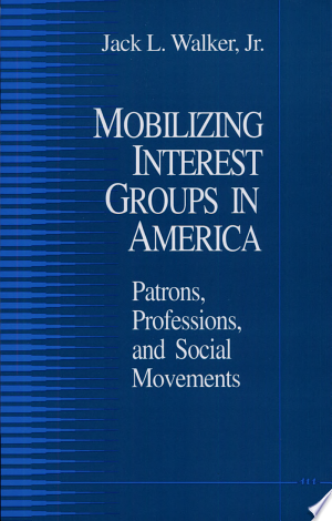 Download Mobilizing Interest Groups in America online Books - godinez books