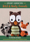 Crochet Characters Wild   Wooly Animals