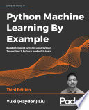 Python Machine Learning By Example Book
