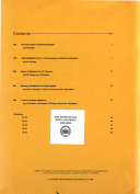 Symposium on Future Alternatives for Marine Propulsion Book