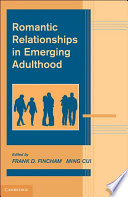 Romantic Relationships in Emerging Adulthood