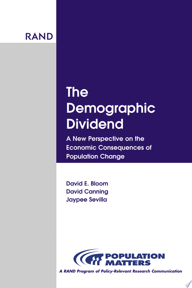 The Demographic Dividend