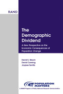 The Demographic Dividend Pdf/ePub eBook