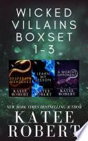 Wicked Villains Boxset