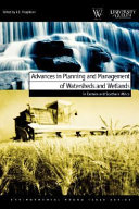 Advances in Planning and Management of Watersheds and Wetlands in Eastern and Southern Africa Book