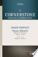 Minor Prophets  Hosea through Malachi