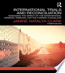 International Trials And Reconciliation