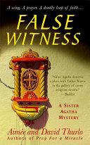 False Witness Pdf/ePub eBook