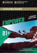 Cambridge English Empower Intermediate Student s Book