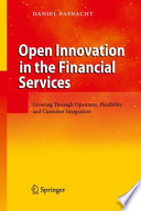 Open Innovation In The Financial Services Book PDF