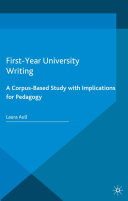 Pdf First-Year University Writing Telecharger
