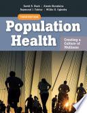 Population Health  Creating a Culture of Wellness Book PDF
