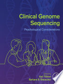 Clinical Genome Sequencing Book