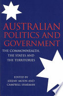Cover of Australian Politics and Government