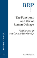 The Functions and Use of Roman Coinage