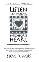 Listen to Your Neighbor s Heart