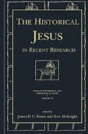 The Historical Jesus in Recent Research