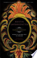 Kristin Lavransdatter Book