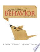 """Principles of Behavior: Seventh Edition"" by Richard Malott"