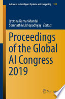 Proceedings Of The Global Ai Congress 2019 Book PDF