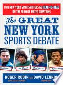 The Great New York Sports Debate