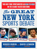 The Great New York Sports Debate