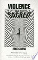 Violence and the Sacred