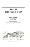 What is Sportsmedicine