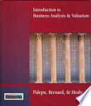 Introduction to Business Analysis and Valuation