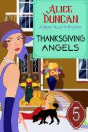 Thanksgiving Angels  A Mercy Allcutt Mystery  Book 5