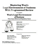 Cross Environmental Business Mastering