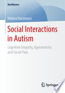 Social Interactions in Autism