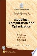 Modeling, Computation and Optimization