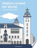 Skylines around the World Coloring Book for Kids 6