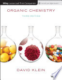 Organic Chemistry  Loose Leaf Print Companion