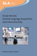 Pdf Study Abroad, Second Language Acquisition and Interculturality Telecharger