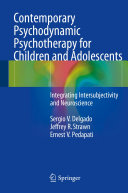 Pdf Contemporary Psychodynamic Psychotherapy for Children and Adolescents Telecharger