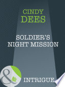 Soldier's Night Mission (Mills & Boon Intrigue) (H.O.T. Watch, Book 5)