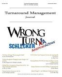 Turnaround Management Journal Issue 1 2012
