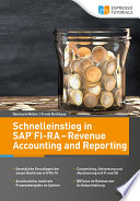 Schnelleinstieg in SAP FI-RA – Revenue Accounting and Reporting