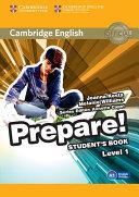 Cambridge English Prepare  Level 1 Student s Book