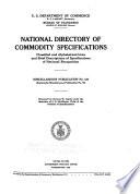 """National Bureau of Standards Miscellaneous Publication"" by United States. National Bureau of Standards"