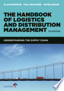 The Handbook of Logistics and Distribution Management Book