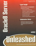 Oracle8 Server Unleashed Book PDF
