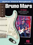 Bruno Mars   Guitar Chord Songbook