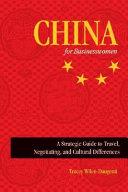 China for Businesswomen
