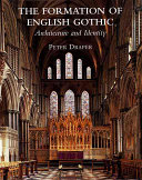 The formation of English Gothic