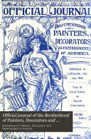 Official Journal of the Brotherhood of Painters, Decorators and Paperhangers of America